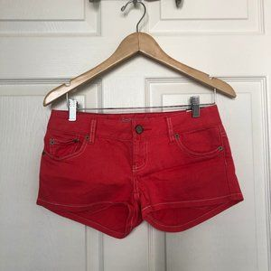*NWT American Eagle Coral Colored Shorts Size: 2